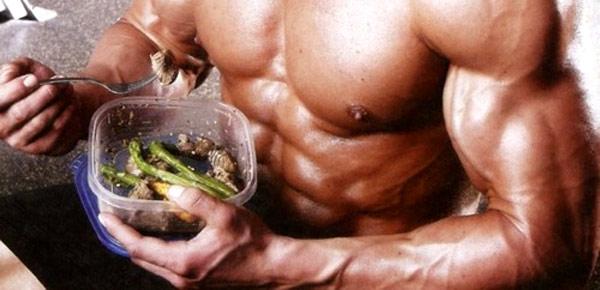 repas musculation