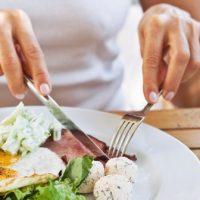 un menu du regime hyper proteine
